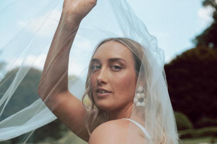 - Make Me Bridal Artist: Brides by Sarah. Photography by: Sterling Shoots Photography. #bohobride