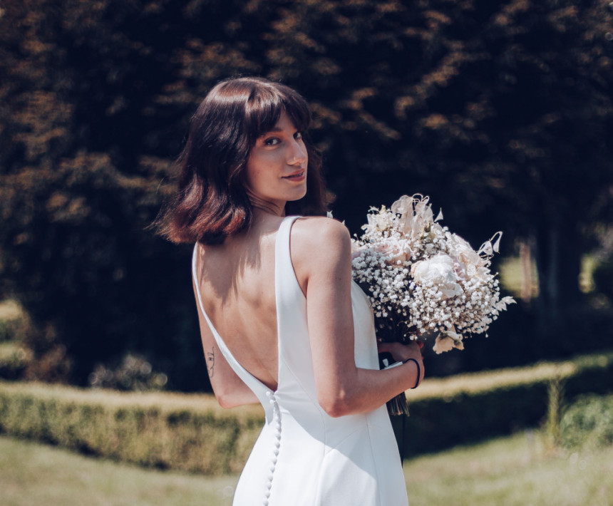Sarah Parkinson Bride