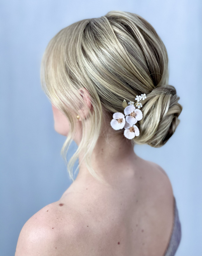 - Make Me Bridal Artist: Jennifer Fogerty Hair and Makeup. #blonde