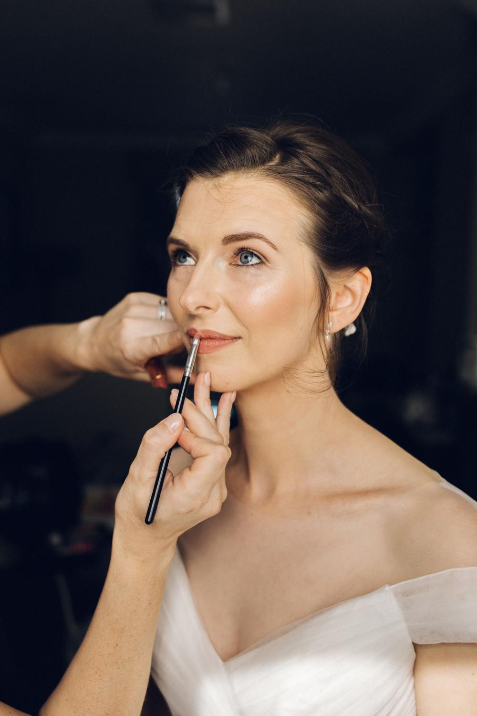 - Make Me Bridal Artist: Pin-Ups Bridal Hair & Make Up. Photography by: Chloe Lee.
