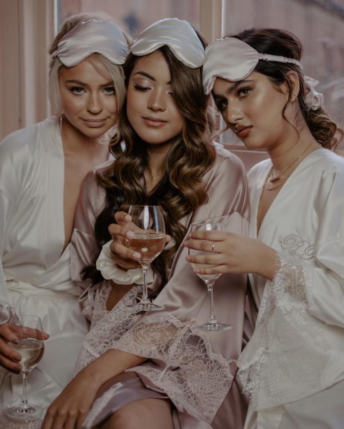 Bridesmaids - Make Me Bridal Artist: @iambridaluk. Photography by: Emily Robinson. #bridesmaids