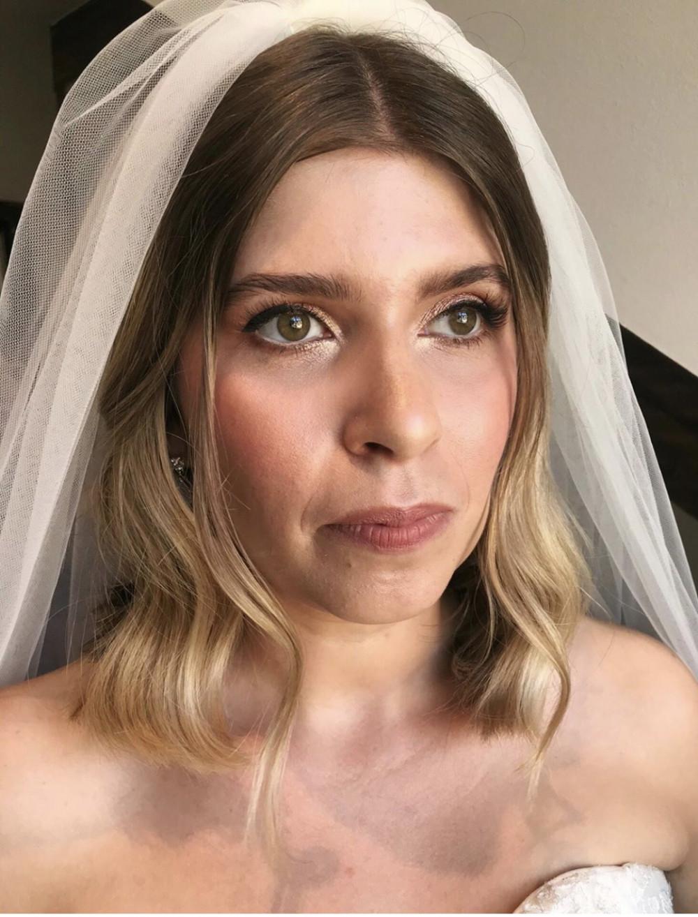 - Make Me Bridal Artist: Elizabeth Marley Bridal.