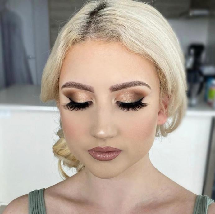 - Make Me Bridal Artist: Mandy Samra Makeup Artistry. #smokeyeyes
