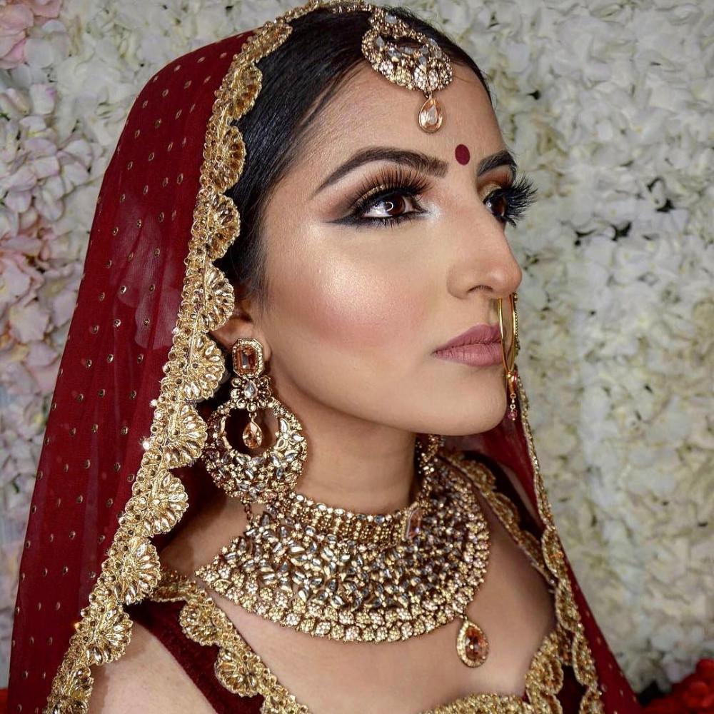 - Make Me Bridal Artist: Mandy Samra Makeup Artistry. #asianbride