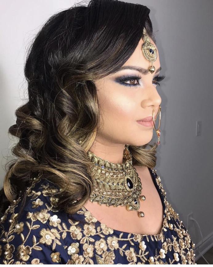 - Make Me Bridal Artist: Mandy Samra Makeup Artistry. #asianwedding