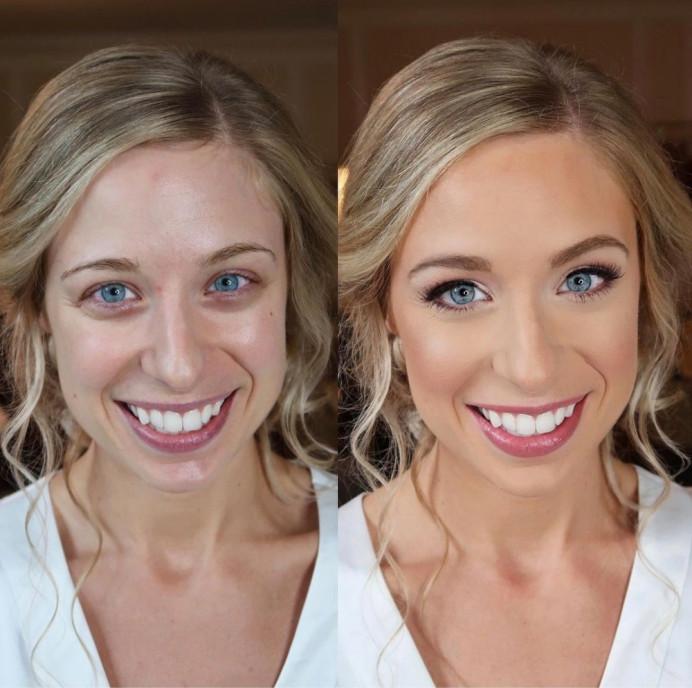 - Make Me Bridal Artist: Mandy Samra Makeup Artistry. #beforeandafter