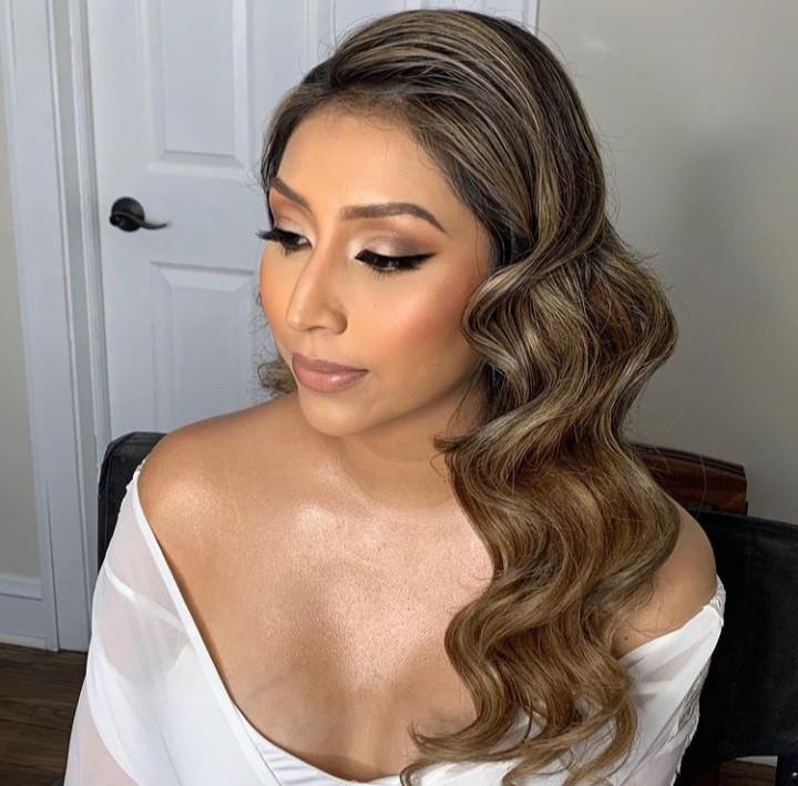 - Make Me Bridal Artist: Mandy Samra Makeup Artistry. #glamorous #bridalmakeup