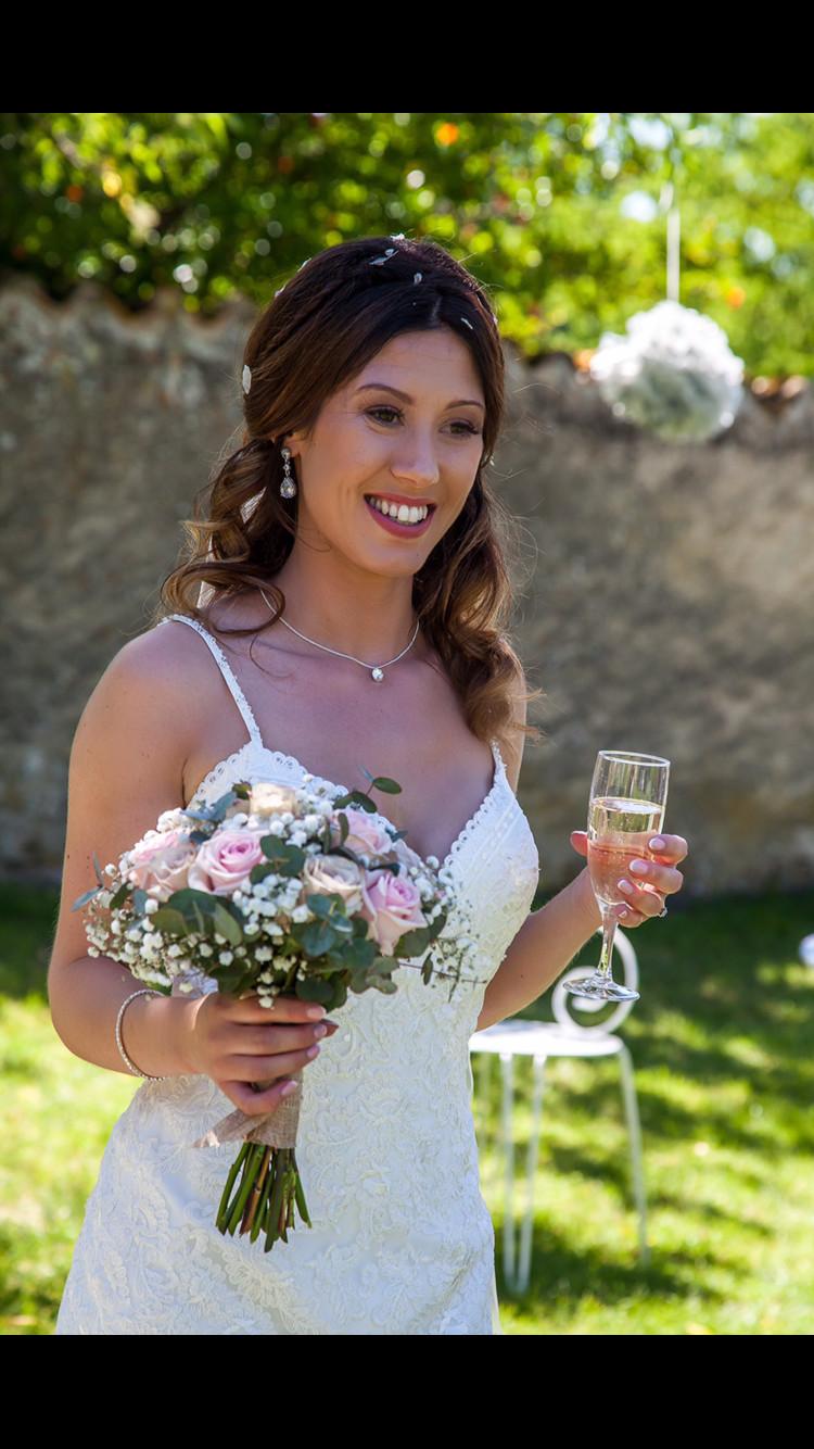 - Make Me Bridal Artist: Natalie Morton MUA.
