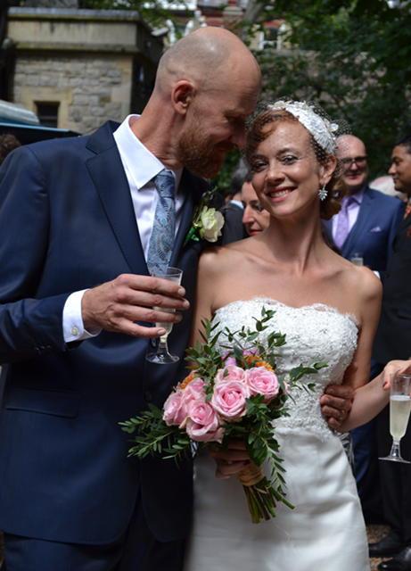 Retro bride August 2017 - Make Me Bridal Artist: Final touches.