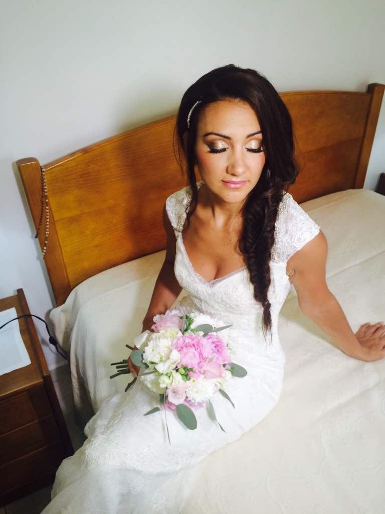 Wedding make up - Make Me Bridal Artist: Hair and make up artist . #bride #bridalmakeup
