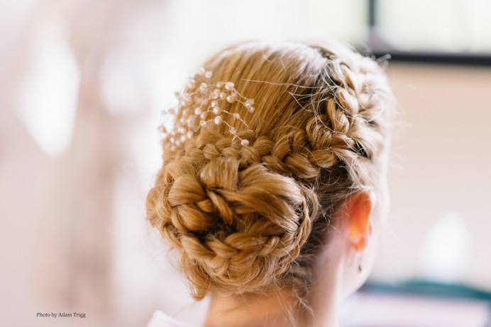 - Make Me Bridal Artist: Amanda Roberts Hair & Makeup. Photography by: Adam Trigg.