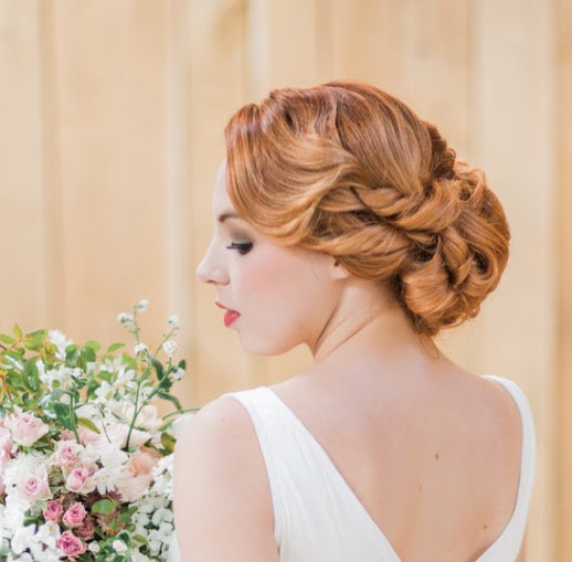 The beautiful Chloe Papworth, modelling for a bridal shoot. Soft classic up do. - Make Me Bridal Artist: Amanda Roberts Hair & Makeup. Photography by: Jessica Davies. #classic #vintage #weddinghair #hairup #weddinghairandmakeup #bridalmakeup