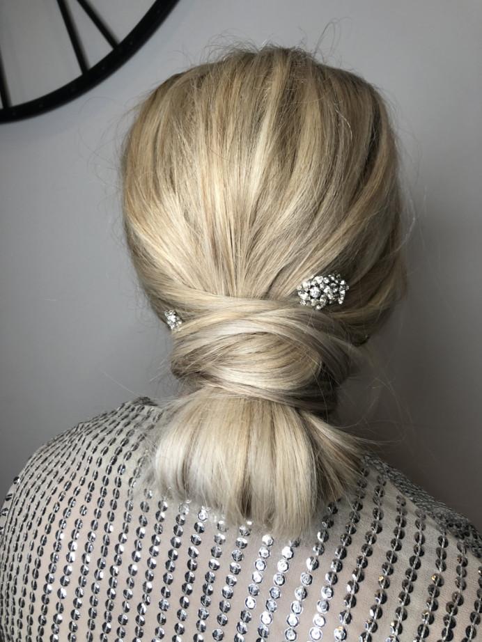 - Make Me Bridal Artist: Neecol Whyte Weddings. #glamorous #bridalhair #hairup #bridalhairandmakeup #bridalhairup #modernbride