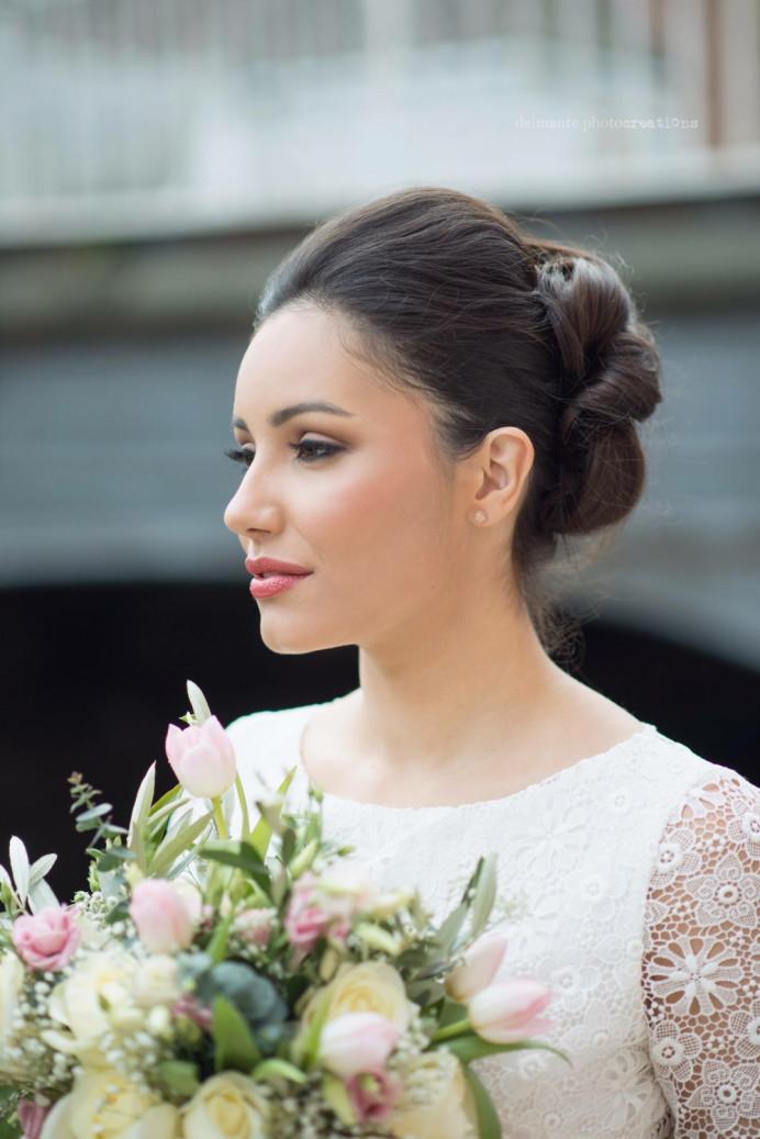 - Make Me Bridal Artist: aamua. #naturalmakeup #naturalweddingmakeup #classicmakeup