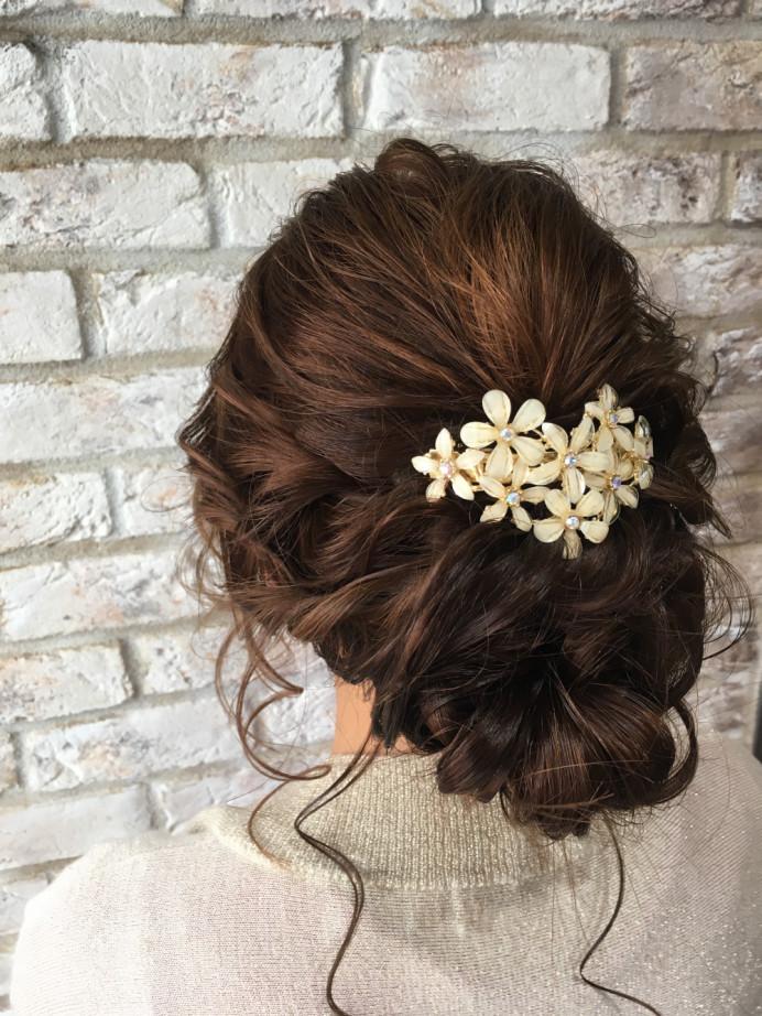 - Make Me Bridal Artist: Bridal Hair Artist Yuki Black. #classic #curls