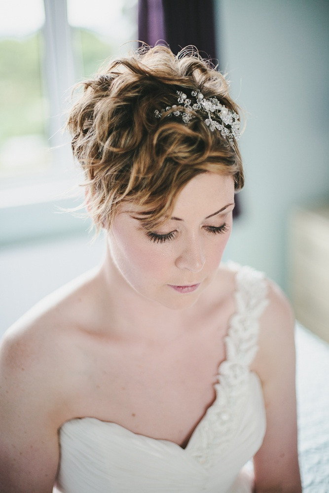 Another day another stunning Gina! - Make Me Bridal Artist: Bride By Becky .